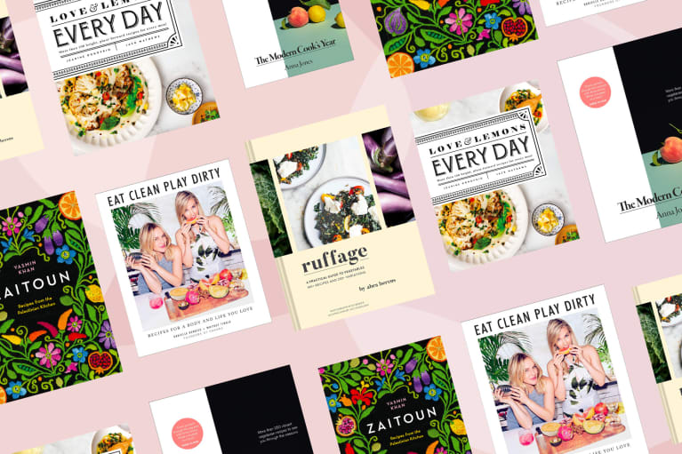 Best healthy cookbooks for Spring 2019