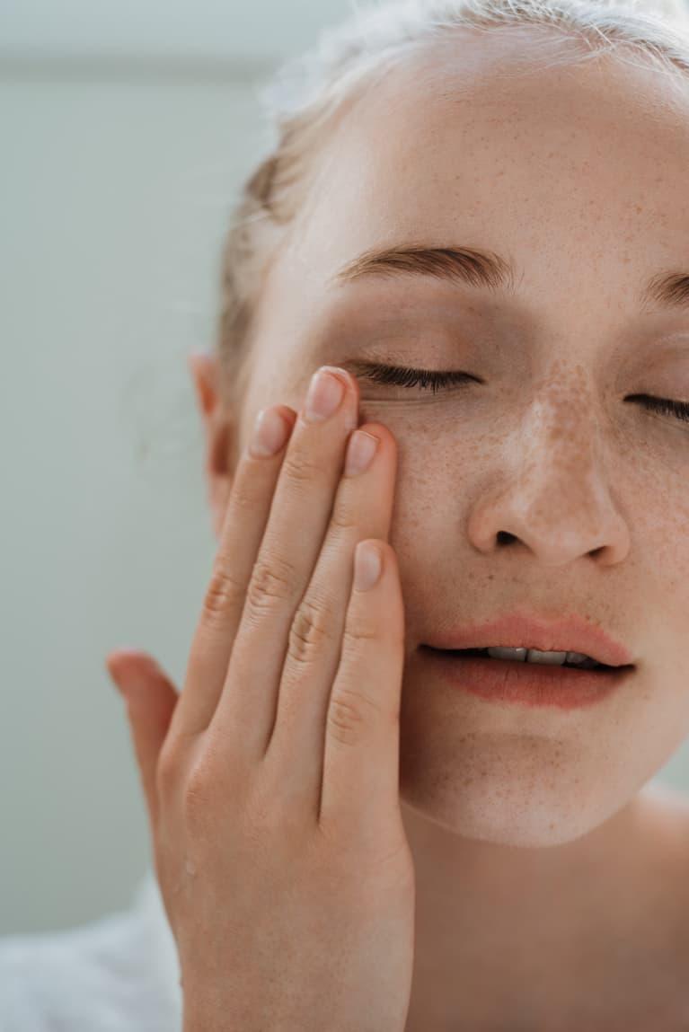 Clean Beauty Podcast treat sensitive skin