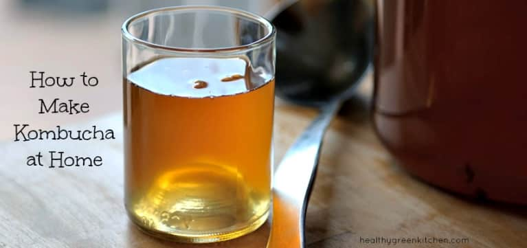 Make Your Own Kombucha: Yes You Can!