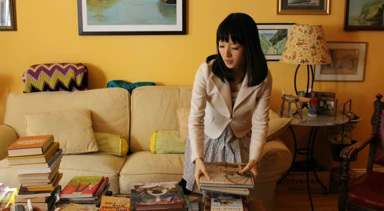 The #1 Rule I Live By When I Declutter: Marie Kondo Explains