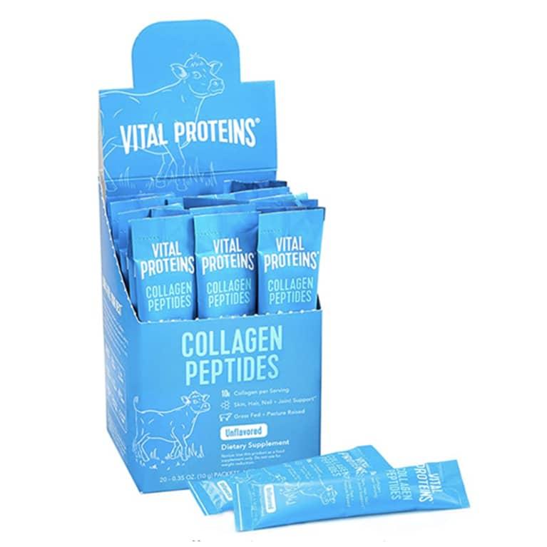 vital proteins collagen peptide packs
