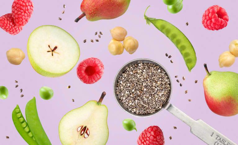This Is How Fiber In Your Diet Helps Combat Diabetes & Heart Disease