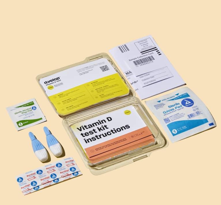 Vitamin D Test Kit