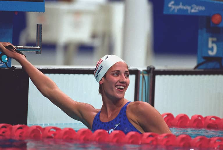 Kristy Kowal On Competing At The Olympics, Yoga, And #Wellth
