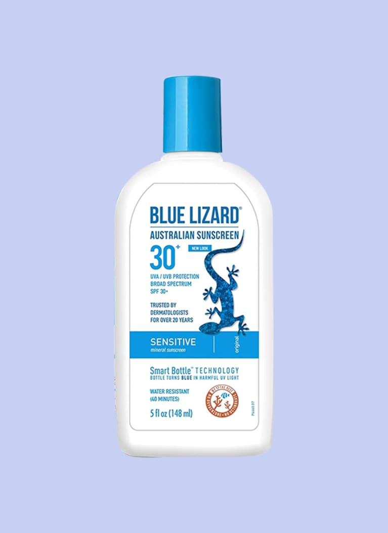 blue lizard sensitive skin lotion