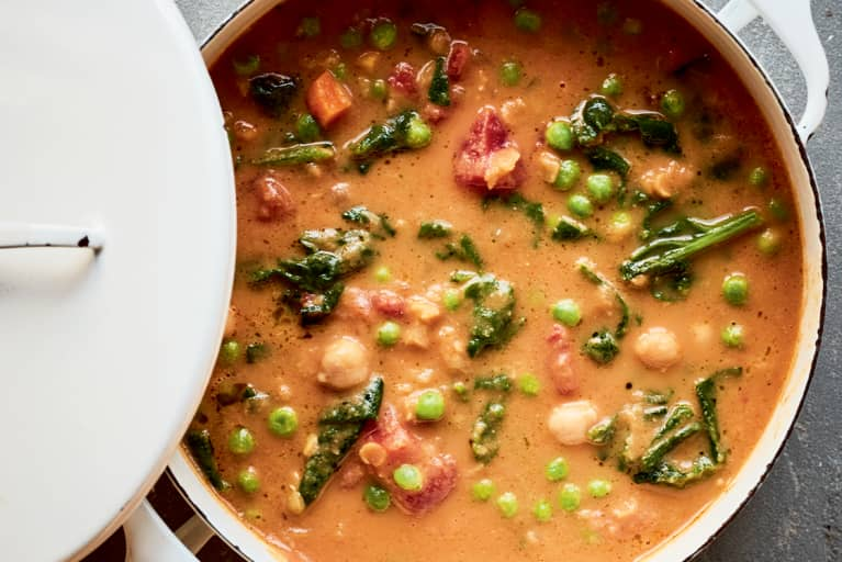 This Smoky Vegan Soup Offers Plenty Of Protein (And It's Freezer-Friendly)