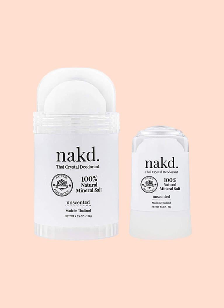 nakd. Thai Crystal Deodorant