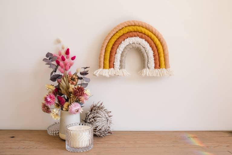 A Step-By-Step Guide To That Macramé You've Always Wanted To Make