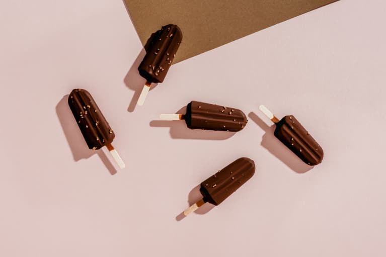 You've Gotta Try These Vegan Fudge Pops From The Pollan Family