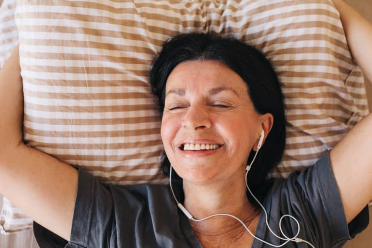 Adults 65+ Are More Likely To Have Insomnia: Here's Why & What To Do