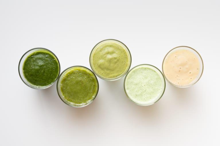 五种方法可以让你的绿色冰沙适合秋天