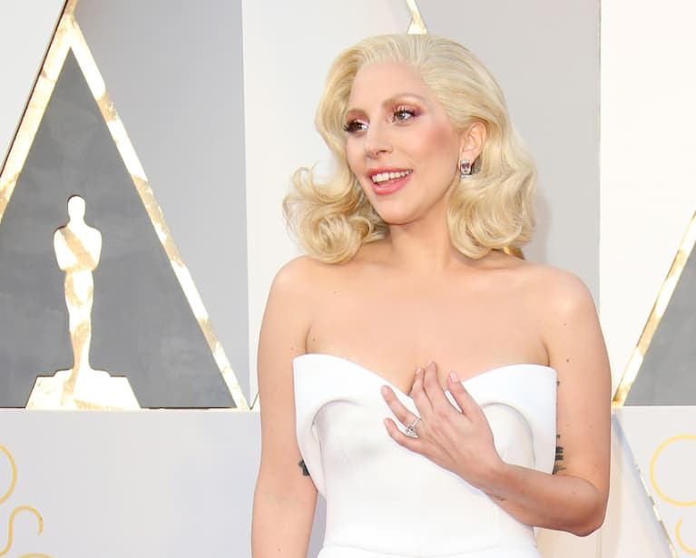 Lady Gaga's Family Didn't Know About Her Rape Until Her Oscars Performance