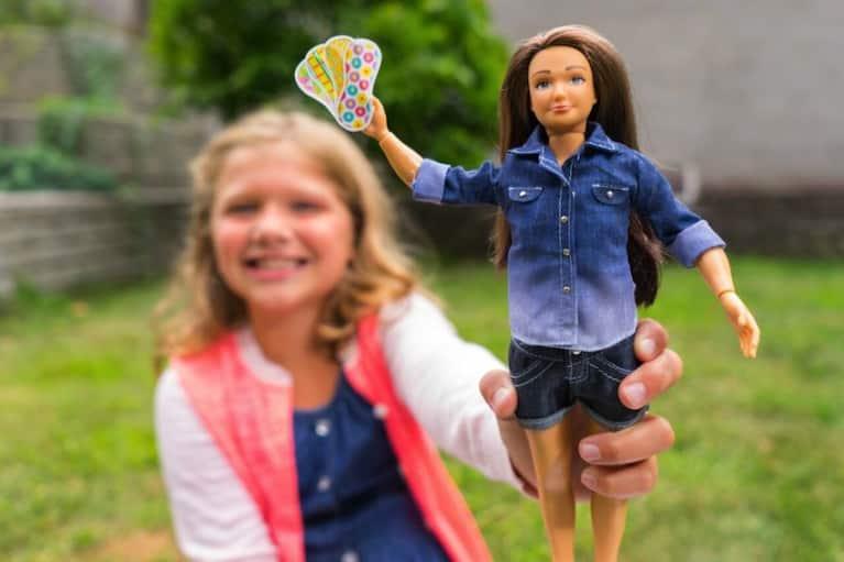 Realistic Barbie Reaches A Huge Milestone: She Got Her Period!