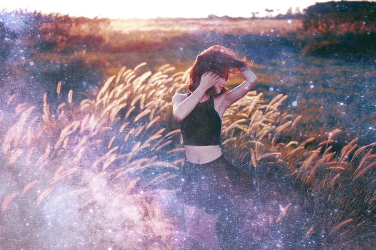 A Powerful New Moon Ritual For Befriending Your Shadow Side
