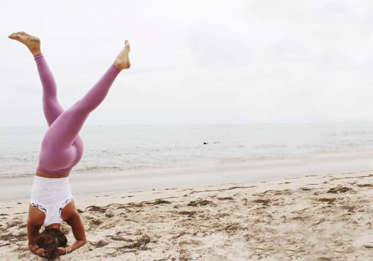 A Short Yoga Sequence That Will Give You More Energy Than A Cup Of Coffee