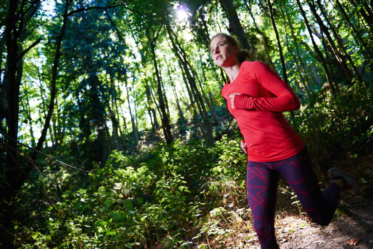Lauren Fleshman On Running, The Importance Of Sleep, And #Wellth