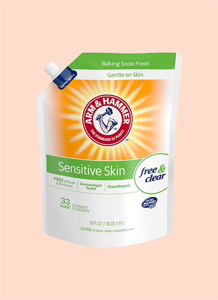 Arm & Hammer Sensitive Skin Perfume and Dye Free Liquid Laundry Detergent