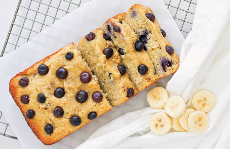 Give Your Go-To Banana Bread A Healthy, Antioxidant-Rich Update