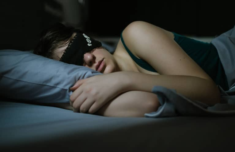 This Sleep Stage Is Oh-So-Crucial: 4 Tips To Help You Get Into It