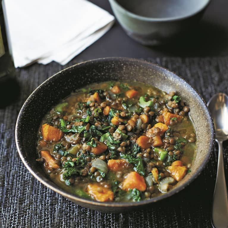 One-Pot Meal: Hearty + Healing Lentil Soup