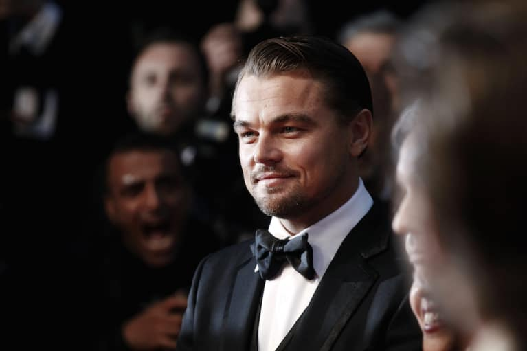 Leonardo DiCaprio Will Produce A Movie On The Realities Of Climate Change