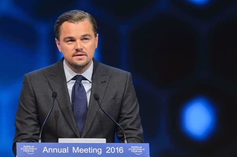 Leonardo DiCaprio Announces He's Donating $15 Million To An Underfunded Cause