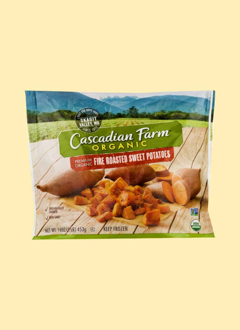Cascadian Farm Organic Fire Roasted Sweet Potatoes