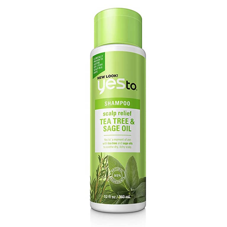 Yes To Tea Tree Scalp Relief Soothing Shampoo