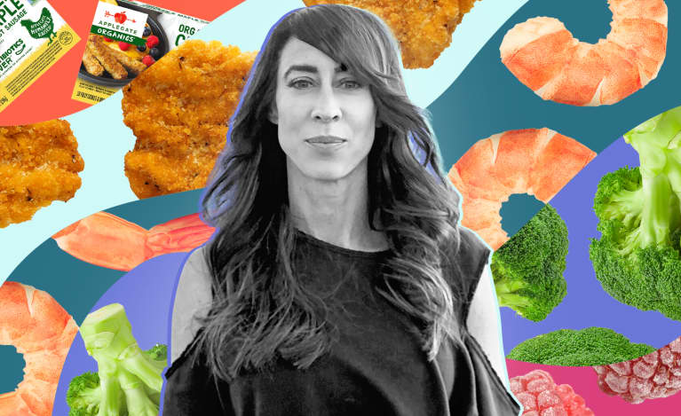 How The Founder Of Whole30 Is Packing Her Freezer During COVID-19