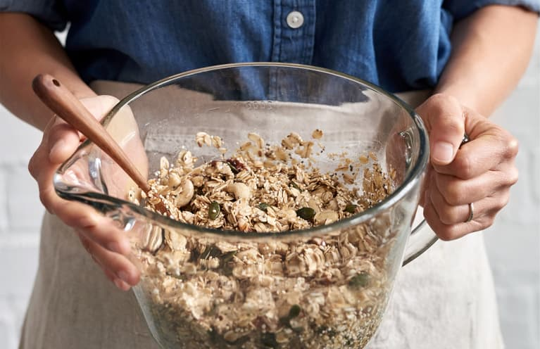 Stop What You're Doing & Make This Savory, Healthy Granola ASAP