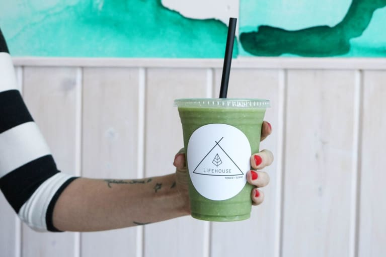 LA's Newest Juice Hotspot, Lifehouse Tonic, Shares Its Best Adaptogenic Recipes