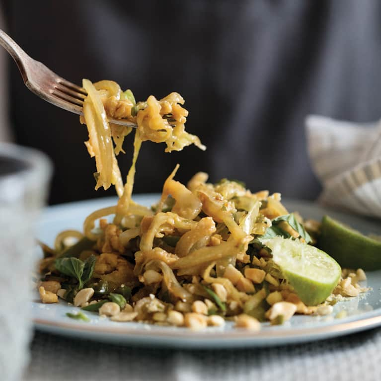 Better Than Takeout: Lightened-Up Pad Thai In Under 15 Minutes