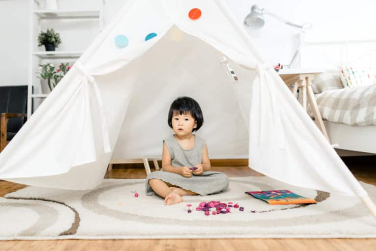 How To Turn Your Child's Play Space Into A Sanctuary