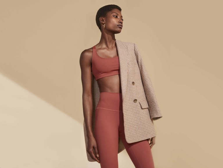 Everlane Gets Into The Athleisure Game With Our Fave Piece Of Clothing
