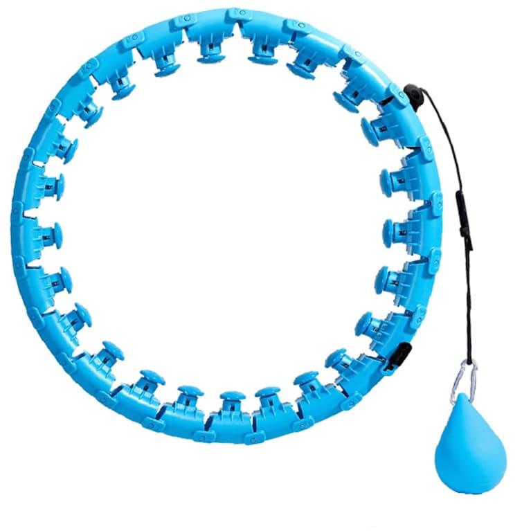 4. Dumoyi Weighted Hula Hoop