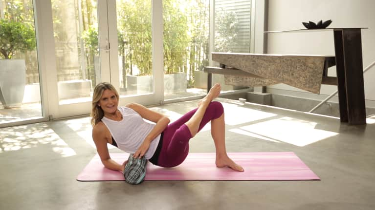 A 1-Minute Routine To Get Rid Of Lower Back Pain