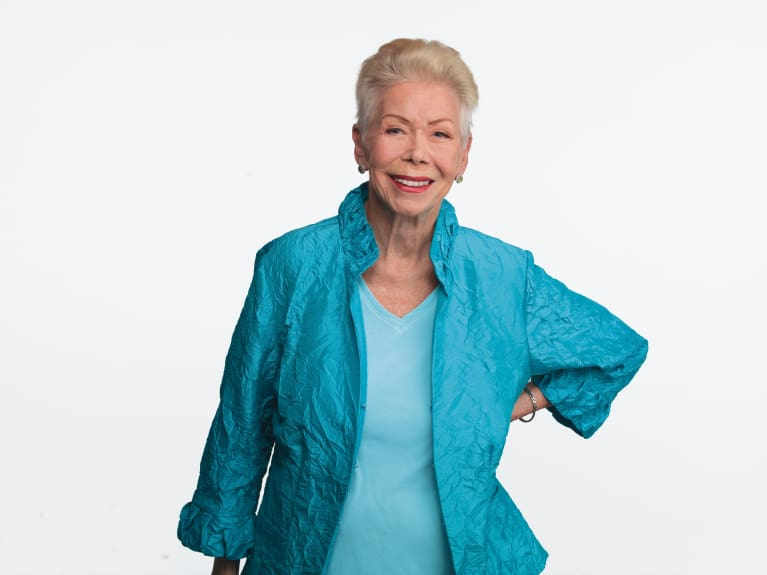 Anti-Aging Tips From 89-Year-Old Wellness Luminary Louise Hay