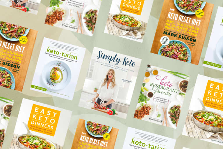 mindbodygreen roundup of the best keto cookbooks