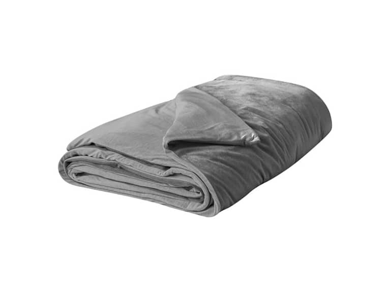 Temperature Balancing Weighted Blanket