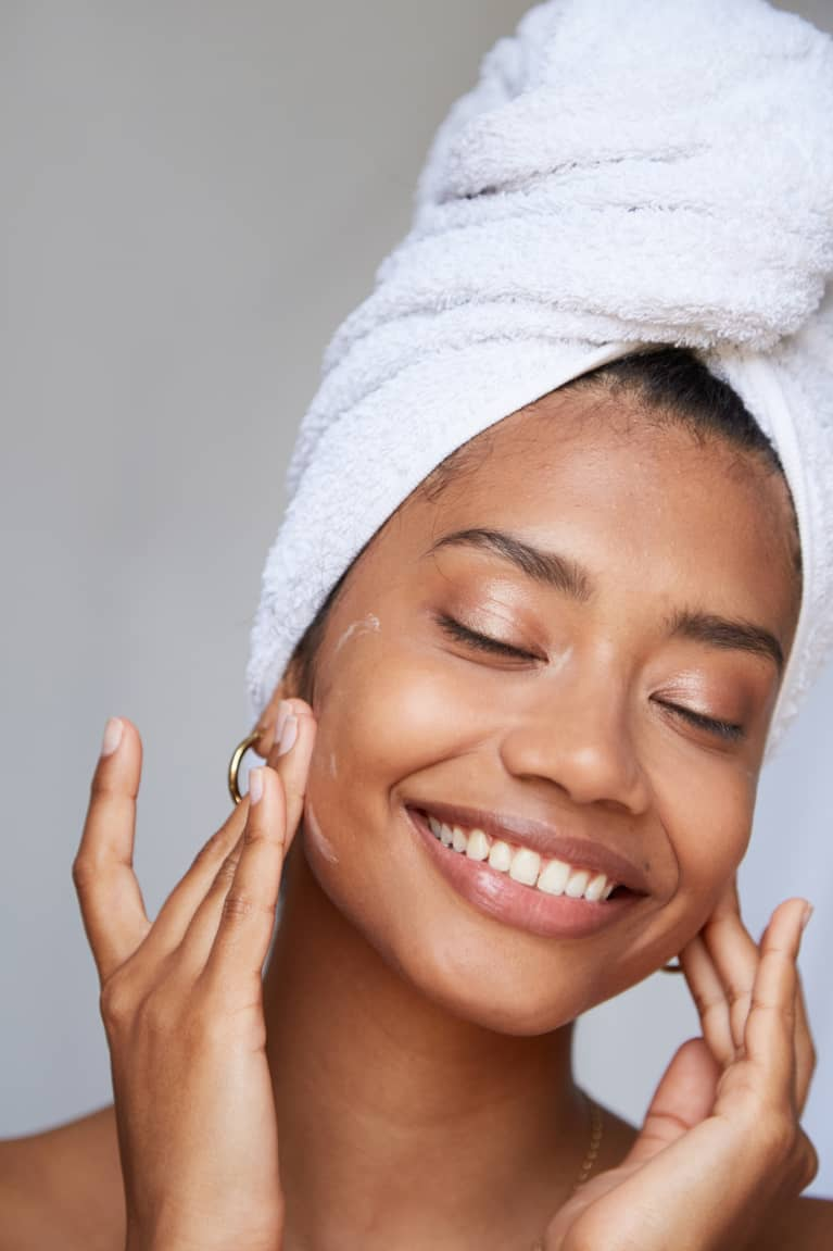 My Skin Showed Me The Stress I Didn't Know I Was Feeling: This Is My New Soothing Routine