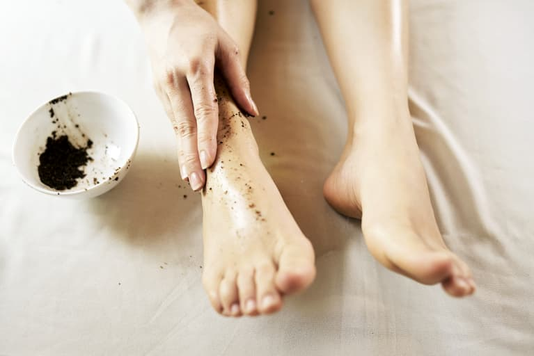It's Probably Time To Exfoliate Your Feet: Here's How To Do It Right