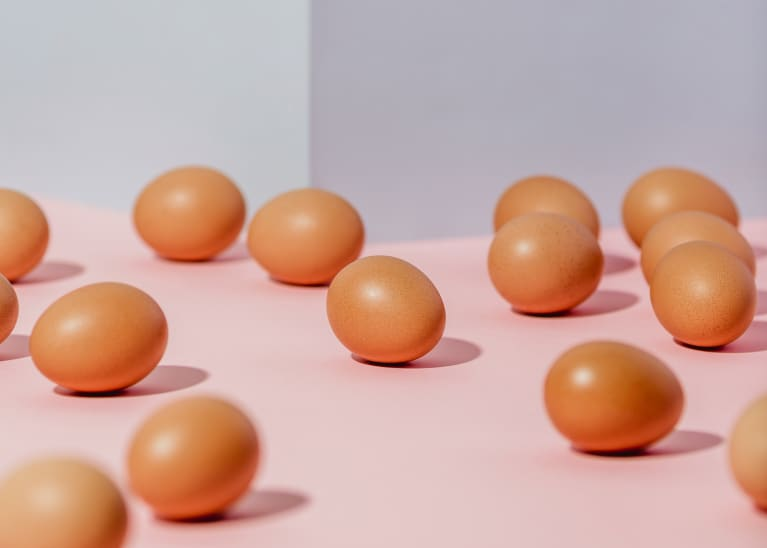 We're Still Talking About Eggs & Cholesterol — Here's What A New Study Says