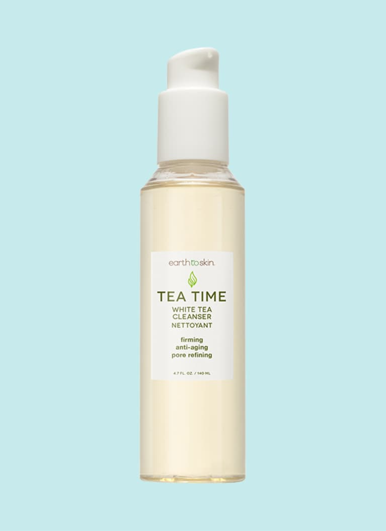 Tea Time Anti-Aging White Tea Cleanser