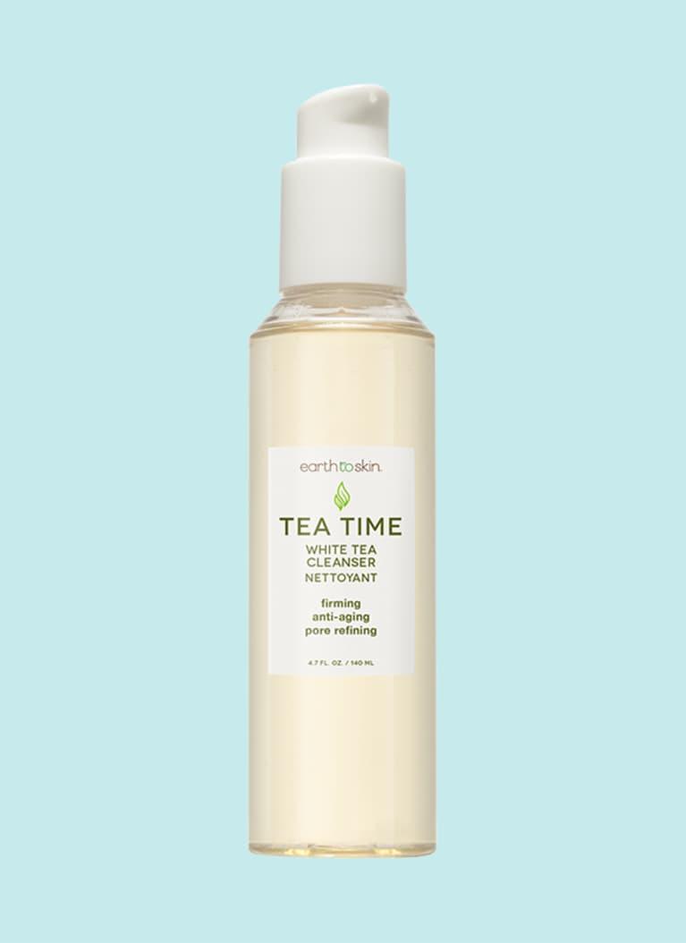 Tea Time Anti-Aging White Tea Cleanser