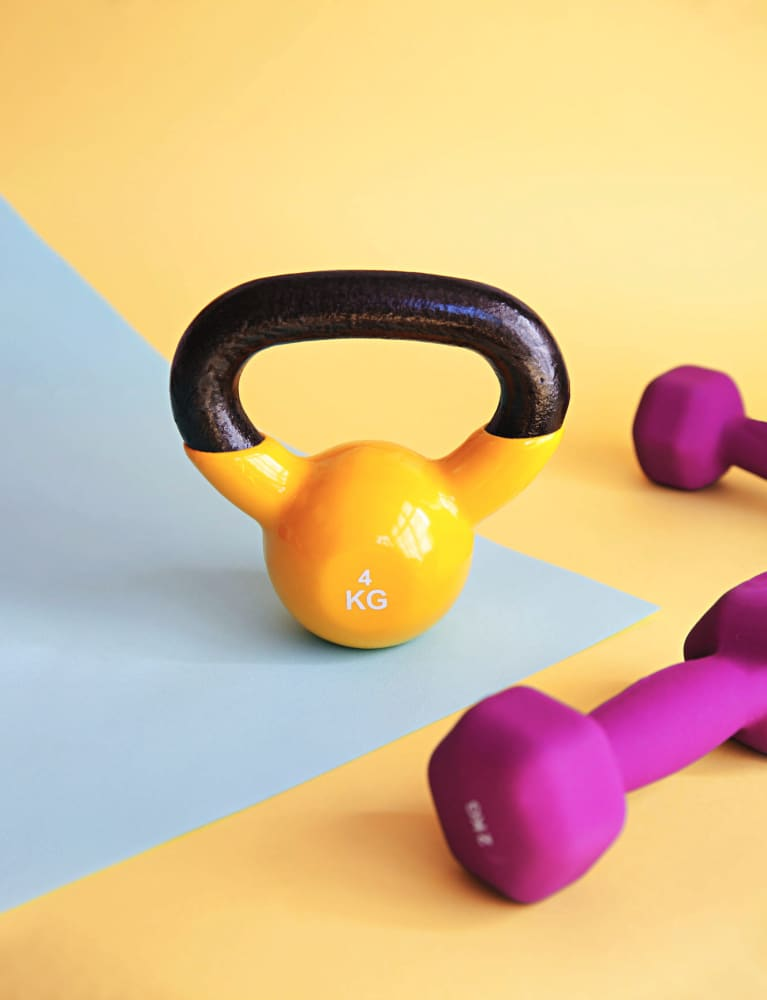 A 4-Step Guide For A Solid Strength Training Workout, From A Personal Trainer