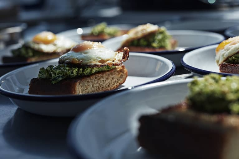 A Recipe For The 'Avocado Toast Of The Future' Just Dropped