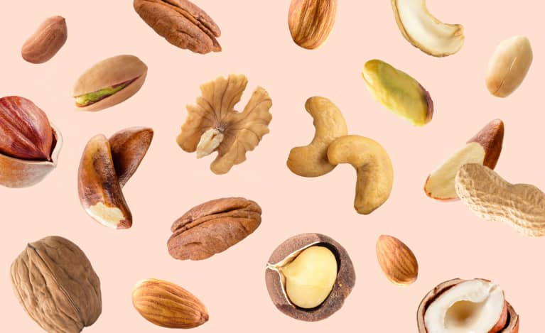 新的研究表明坚果可以帮助你避免体重增加