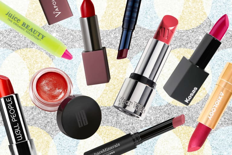 13 Clean Lipsticks for All Your Holiday Party Needs 2019/2020