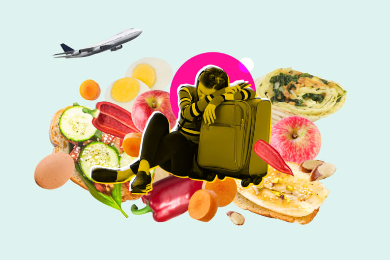 Can You Eat Anything Healthy At The Airport? We Asked