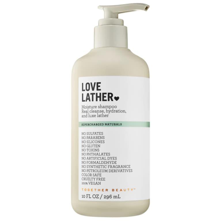 Together Beauty Love Lather Moisture Shampoo